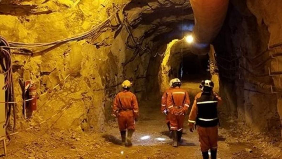 Obrero minero murió atrapado en un derrumbe en Santa Cruz